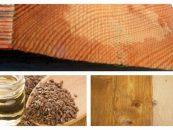 Aceite de linaza para tratar la madera y sus caracteristicas