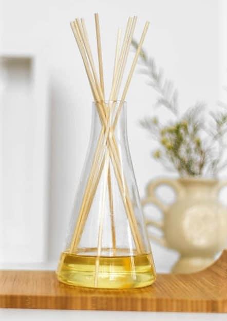 Ambientador - Difusor casero con aceites esenciales 1