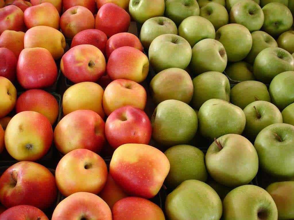 manzanas benficios